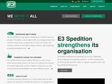E 3 Spedition-Transport A/S
