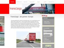 Transcargo A/S, International Transport & Spedition
